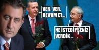 """KEMAL BEYLERİN """"MİLLİ MUTABAKAT"""" HAYALLERİ!.."""