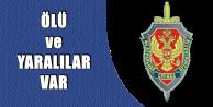 RUS İSTİHBARAT BİNASINA SALDIRI