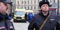 RUSYA'da BU KEZ POLİSE SİLAHLI SALDIRI