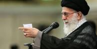 İRAN#039;ın DİNİ LİDERİ O İKİ ÜLKEYİ SUÇLADI