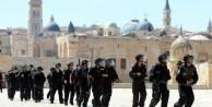 MESCİD-i AKSA#039;nın KAPILARI AÇILDI