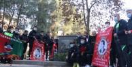 GAFFAR OKKAN#039;ı SPOR KULÜPLERİ de MİNNETLE ANDI