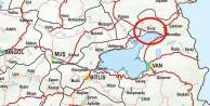 ERCİŞ#039;TE POLİSE SALDIRI