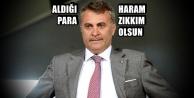 FERNANDES'E ÖFKESİ DİNMİYOR!