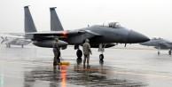 ABD F-15'leri İNCİRLİK'te!