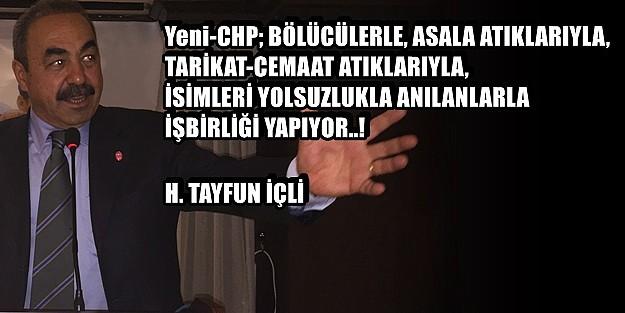 TÜRK MİLLETİ YENİ CHP'yi de BARAJ ALTINDA BIRAKACAKTIR
