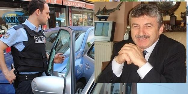 TV SAHİBİ İŞADAMINA SİLAHLI SALDIRI