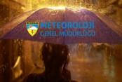 METEOROLOJİDEN UYARI: 'AMAN DİKKAT'