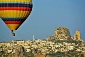 KAPADOKYA'da FECİ OLAY