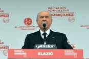 KRALDAN ÇOK KRALCI: 'BAHÇELİ'