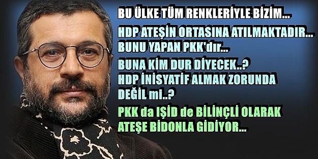 VİTRİN MANKENLİĞİ YAPAN HDP'liler..!