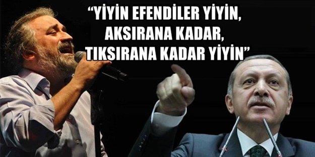 VOLKAN KONAK'IN R.T.E. İSYANI