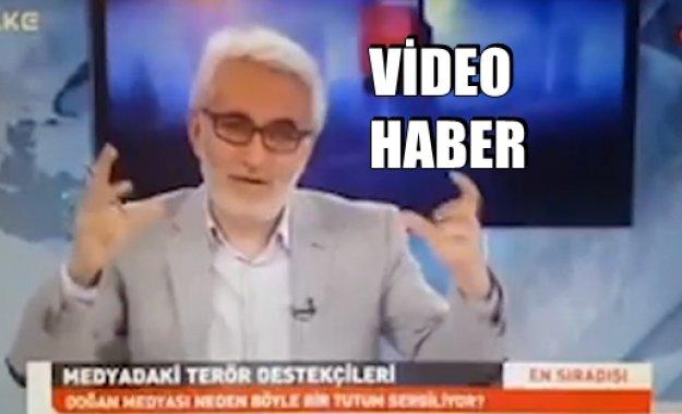 ÜLKE TV GENEL YAYIN YÖNETMENİ ATATÜRK'e 'KELLE' DEDİ